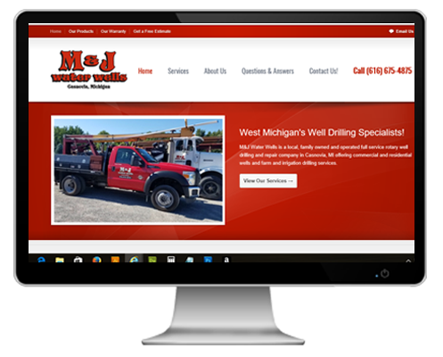 website design grand rapids mi